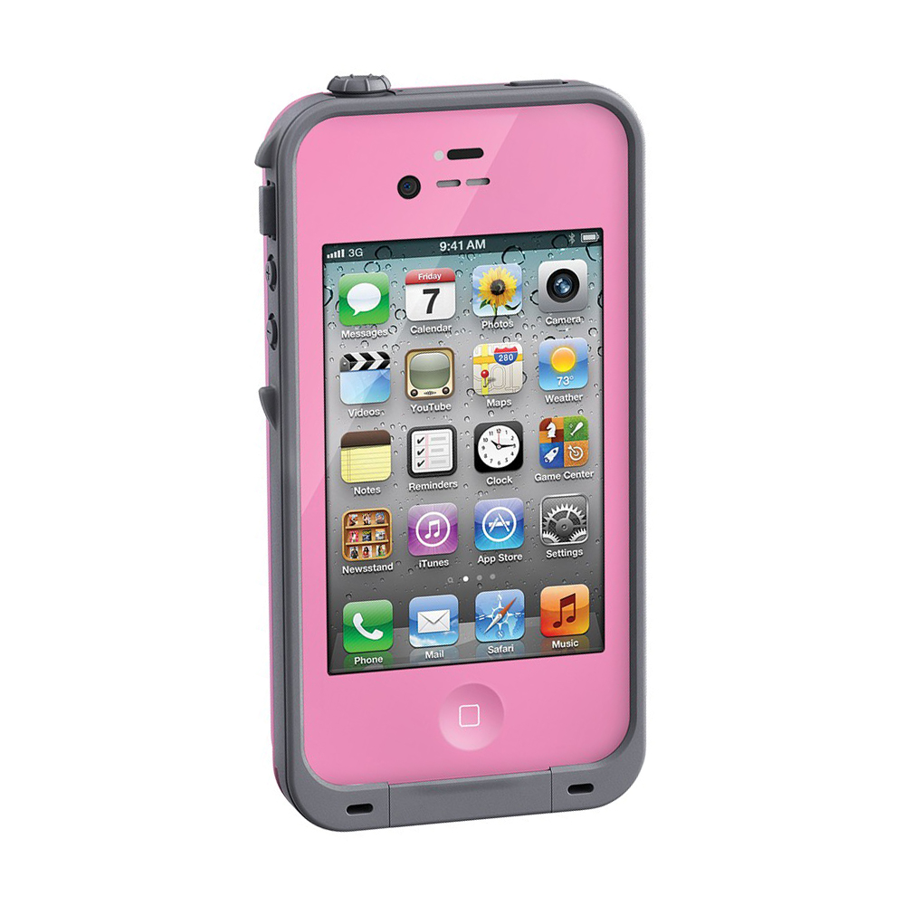 lifeproof case iphone 4s original lifeproof cover for iphone 4 4s lpiph4cs1pk1 15616